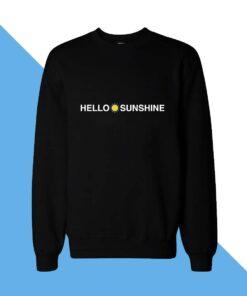 Hello Sunshine Women Sweatshirt