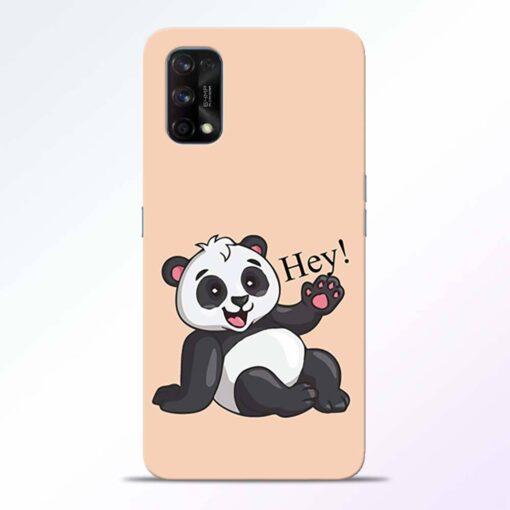 Hey Panda Realme 7 Pro Back Cover