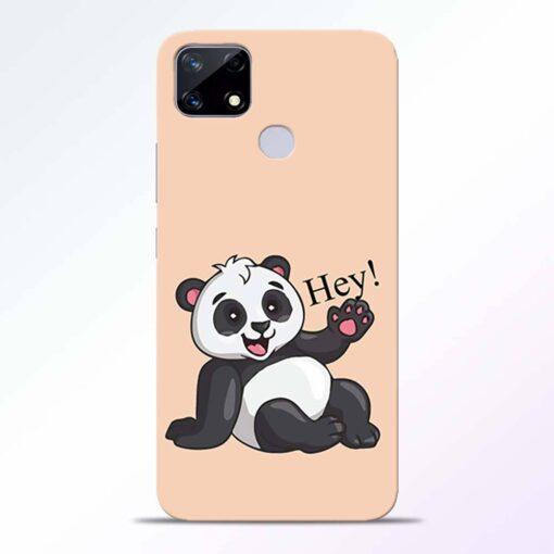 Hey Panda Realme Narzo 20 Back Cover