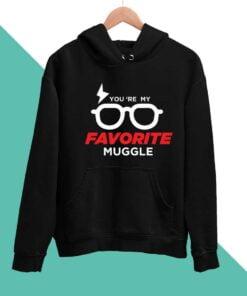 Muggle Men Hoodies