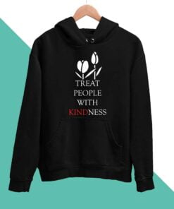 People Kindness Men Hoodies