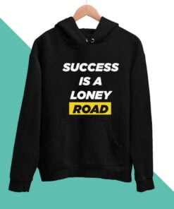 Success Road Men Hoodies