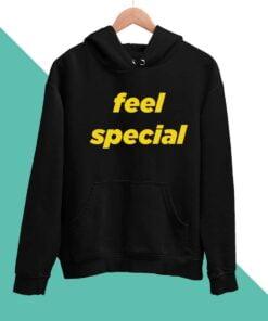 Feel Special Men Hoodies