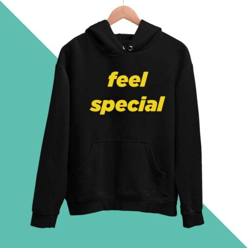 Feel Special Men Hoodies