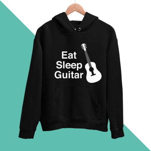 Guitar Men Hoodies