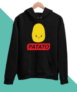 Potato Men Hoodies