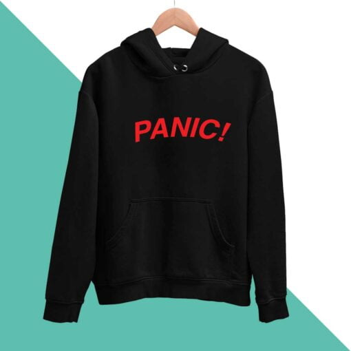 Panic Men Hoodies