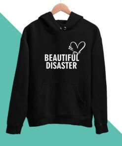 Beautiful Disaster Men Hoodies