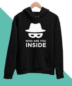 Inside Men Hoodies