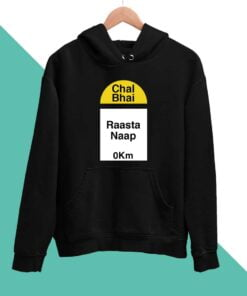 Raasta Naap Men Hoodies