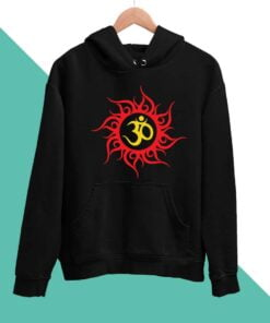 Om Shiv Men Hoodies