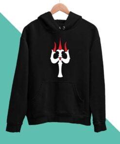 Trishul Mahadev Men Hoodies