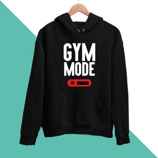 Gym Mode Men Hoodies