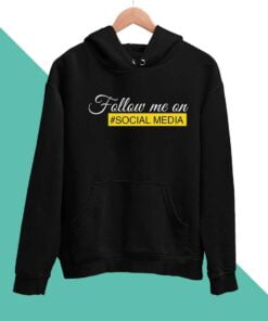 Follow Me Men Hoodies
