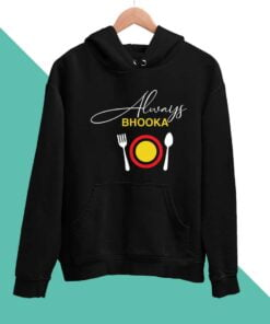Bhooka Men Hoodies