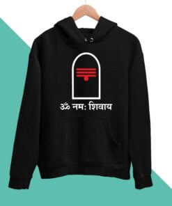 Om Namah Shivay Men Hoodies