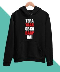 Tera Yaar Men Hoodies