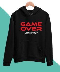 Game Over Men Hoodies