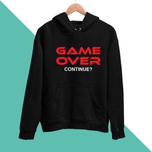 Game Over Men Hoodies