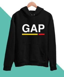 Gap Black Men Hoodies