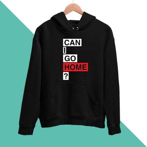 Go Home Men Hoodies