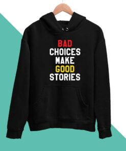 Good Stories Men Hoodies