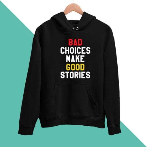 Good Stories Men Hoodies
