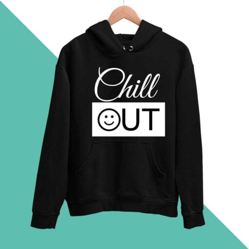 Chill Out Men Hoodies