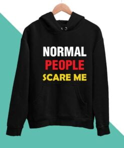 Normal People Men Hoodies