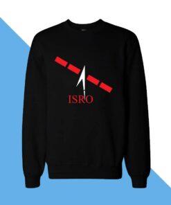 ISRO Print Women Sweatshirt