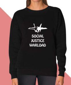 Justice Sweatshirt for women