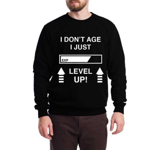 Level Up Sweatshirt for Men
