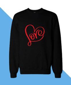 Love Women Sweatshirt