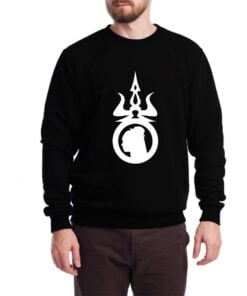 Mahadev Trishul Sweatshirt for Men