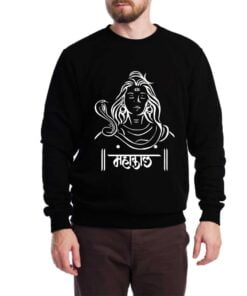 Mahakaal Sweatshirt for Men