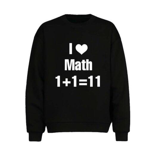 Math Lover Men Sweatshirt