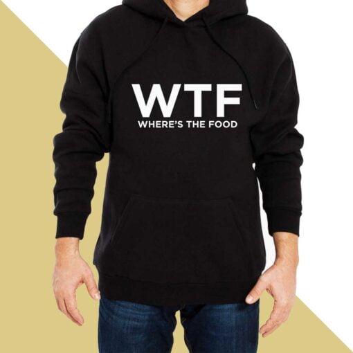 WTF Hoodies for Men