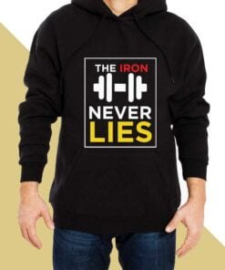 Never Lies Hoodies for Men