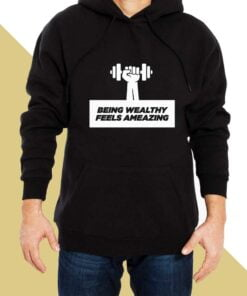 Dumbbell Hoodies for Men