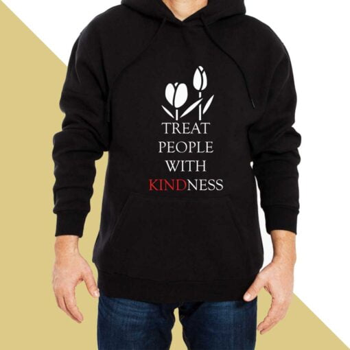 People Kindness Hoodies for Men