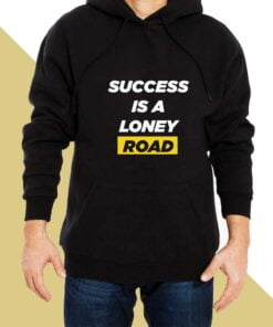 Success Road Hoodies for Men