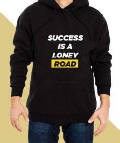 Success Road Hoodies for Men