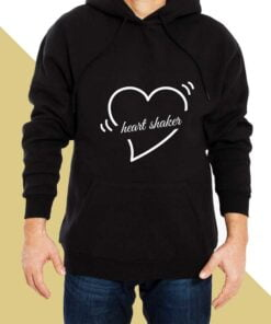 Heart Shaker Hoodies for Men
