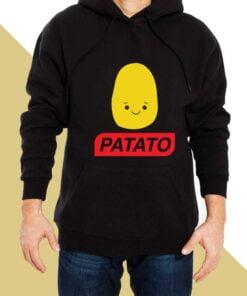 Potato Hoodies for Men