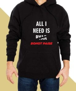 Bohot Paise Hoodies for Men