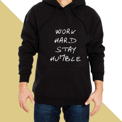 Stay Humble Hoodies for Men