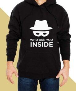 Inside Hoodies for Men