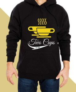 Two Cups Hoodies for Men