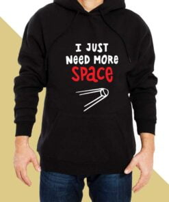 Need Space Hoodies for Men