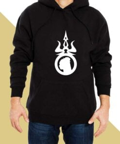 Mahadev Trishul Hoodies for Men